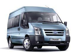 seater minibus hire