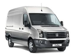 large van rental