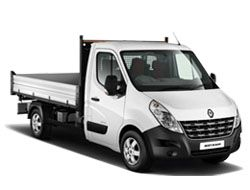 tipper van hire portsmouth