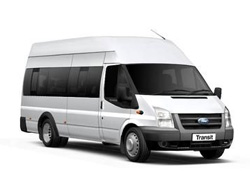 17 seater minivan hire